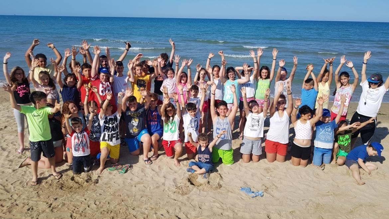 Camp Multisport – Mare