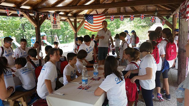 English Campus – Montagna